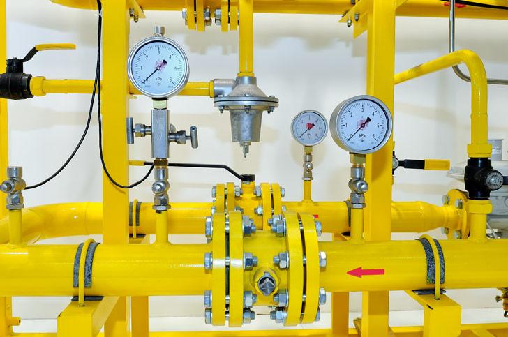 Manómetros de presión